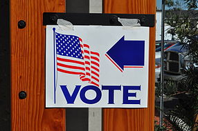 Voting United States., From WikimediaPhotos