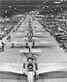 Vultee Valiant production Downey CA 1943.jpg