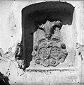 Vzidan grb v hiši Marije Simončič, Kamnje 1961.jpg
