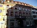 Würzburg - Sanderstraße 7 Hof zum Ellringen.jpg