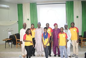 WIkipedia 24 at Fountain Univeristy Osogbo Nigeria.jpg
