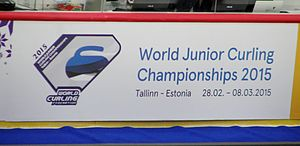 2015 World Junior Curling Championships - Image: WJCC 2015.IMG 6058