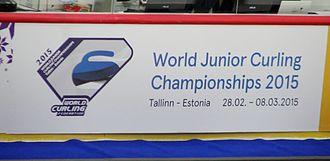 2015 World Junior Curling Championships - Image: WJCC 2015.IMG 6058