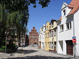 Ellerbrook in Lübeck