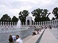 WWII Memorial Atlantic fountain.jpg