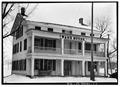 Wade House, Greenbush, Sheboygan County, WI HABS WIS,59-GREBU,1-1.tif