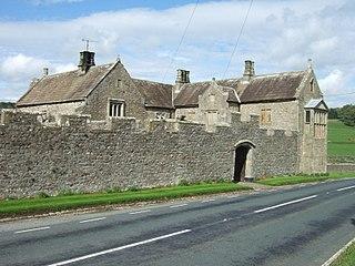 Walburn, North Yorkshire Hamlet and civil parish in North Yorkshire, England