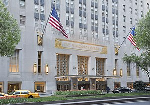 Waldorf-Astoria Park Avenue Entrance.jpg