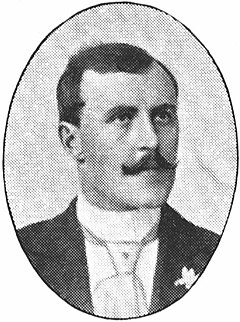 Axel Wallengren, 1890-tal.
