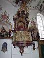 WallfahrtskircheMussenhausen Kanzel Gesamtansicht.jpg