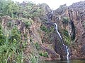 Wangi Falls located in the Litchfield National Park.jpg