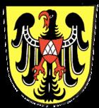 Das Wappen von Breisach am Rhein