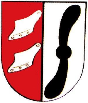 Wenzendorf - Image: Wappen Gemeinde Wenzendorf