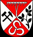 Das Wappen von Großräschen