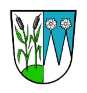 Auerbach (Horgau) - Coat of arms of Horgau