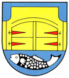 Wappen der Gemeinde Jade