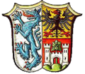 Coat of arms of Traunstein