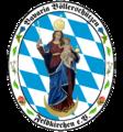 Wappen der Bavaria Böllerschützen seit 2012.png