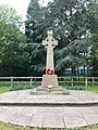 War Memorial, Over Peover - geograph.org.uk - 423213.jpg