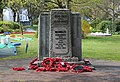 War Memorial in Mumbles, Swansea, Wales.JPG