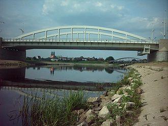 Warta - Warta River in Poznań