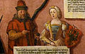 Wartislaw II of Pomerelia and his wife.jpg