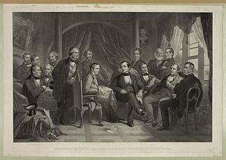 Washington Irving and his literary friends.jpg