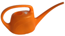 Watering can simple english wikipedia the free encyclopedia for Gardening tools wikipedia