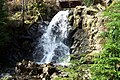 Waterfall near Llyn Crafnant - geograph.org.uk - 204157.jpg