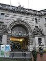 Waterloo Station, war memorial entrance - geograph.org.uk - 1046442.jpg