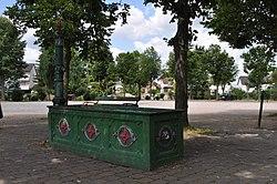 Brunnen in Wehrheim