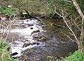 Weir across river Taf, Login Whitland - geograph.org.uk - 1244609.jpg
