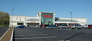 Weis Markets - A Weis supermarket in Mifflintown, Pennsylvania.