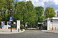 Wejście do Łazienek przy Belwederze 2019.jpg