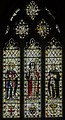 Wells Cathedral, Stained glass window (St Martin chapel) (33311695664).jpg