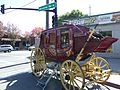 Wells Fargo Stagecoach In Loomis California - panoramio (1).jpg