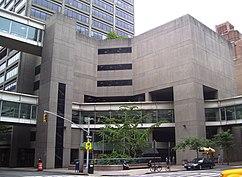 Hunter College, Nueva York (1975-1984)}}
