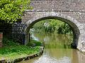 Westcottmill Bridge (No 54) near Cheswardine, Shropshire - geograph.org.uk - 1589022.jpg