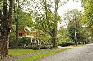 Silver Hill Historic District - Silver Hill Road