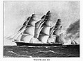 Westward Ho - Clipper (1852) Some ships of the clipper ship era, their builders, owners, and captains; (1913) 0035.jpg