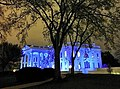 White House in honor of 2018 World Autism Day.jpg