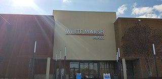 White Marsh Mall Shopping mall in White Marsh, Maryland