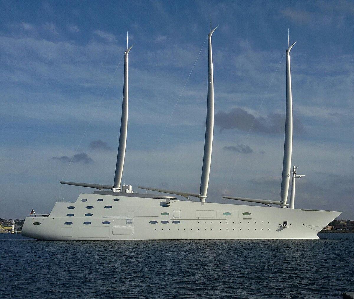 A Sailing Yacht Wikipedia