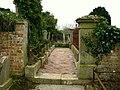 Whitechurch Cemetery near Ballywalter - geograph.org.uk - 1183009.jpg