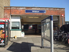 Whitton station entrance 2012.JPG
