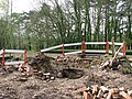 Whitwell Station - remains of signal box - geograph.org.uk - 1255564.jpg