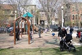image illustrative de l'article Wicker Park (parc de Chicago)