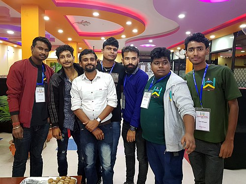Wikicamp Nepal 2018 Team, CC-BY-SA, Tulsi Bhagat