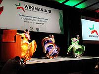 Wikimanía 2015 - Day 3 - Opening Ceremony - México DF 12.jpg