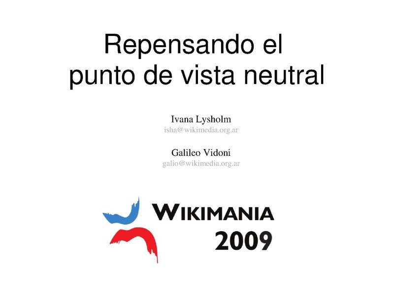 File:Wikimania2009-Repensando el punto de vista neutral.pdf